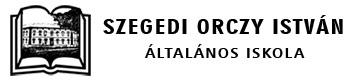 Szegedi Orczy István Általános Iskola Logo